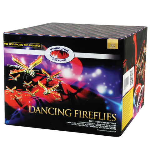 Dancing Fireflies - 62 Shots
