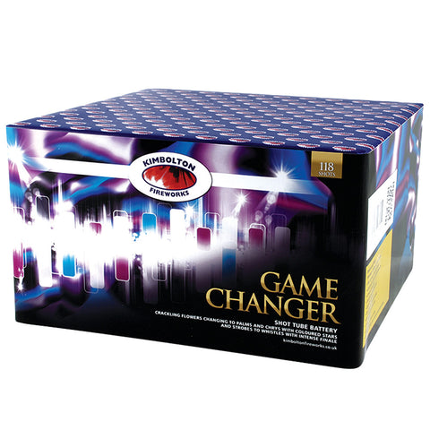 Game Changer - 118 Shots