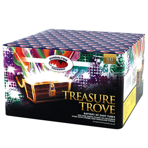 Treasure Trove - 100 Shots