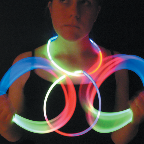 Lightrope Necklaces (x50) - KP Non Hazardous
