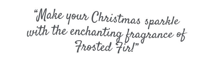 Nostara Luxury Home Fragrance  Frosted Fir Fragrance Quote
