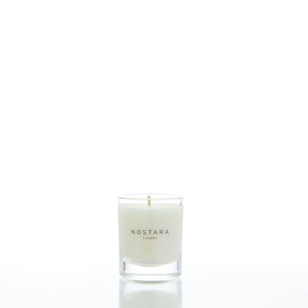 Winter Wonderland Travel Candle