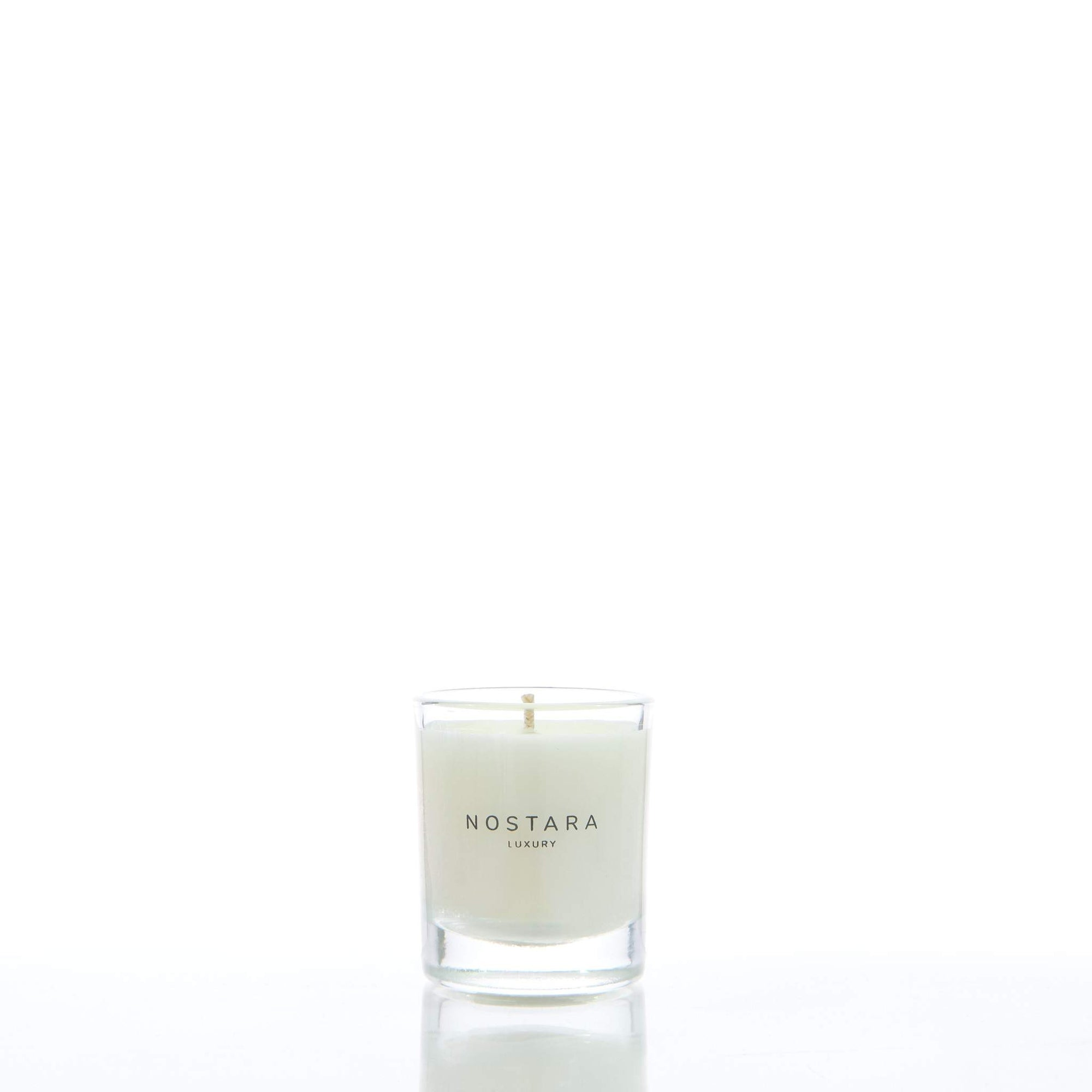 Ebony Rose Scented Travel Candle-Travel-Nostara