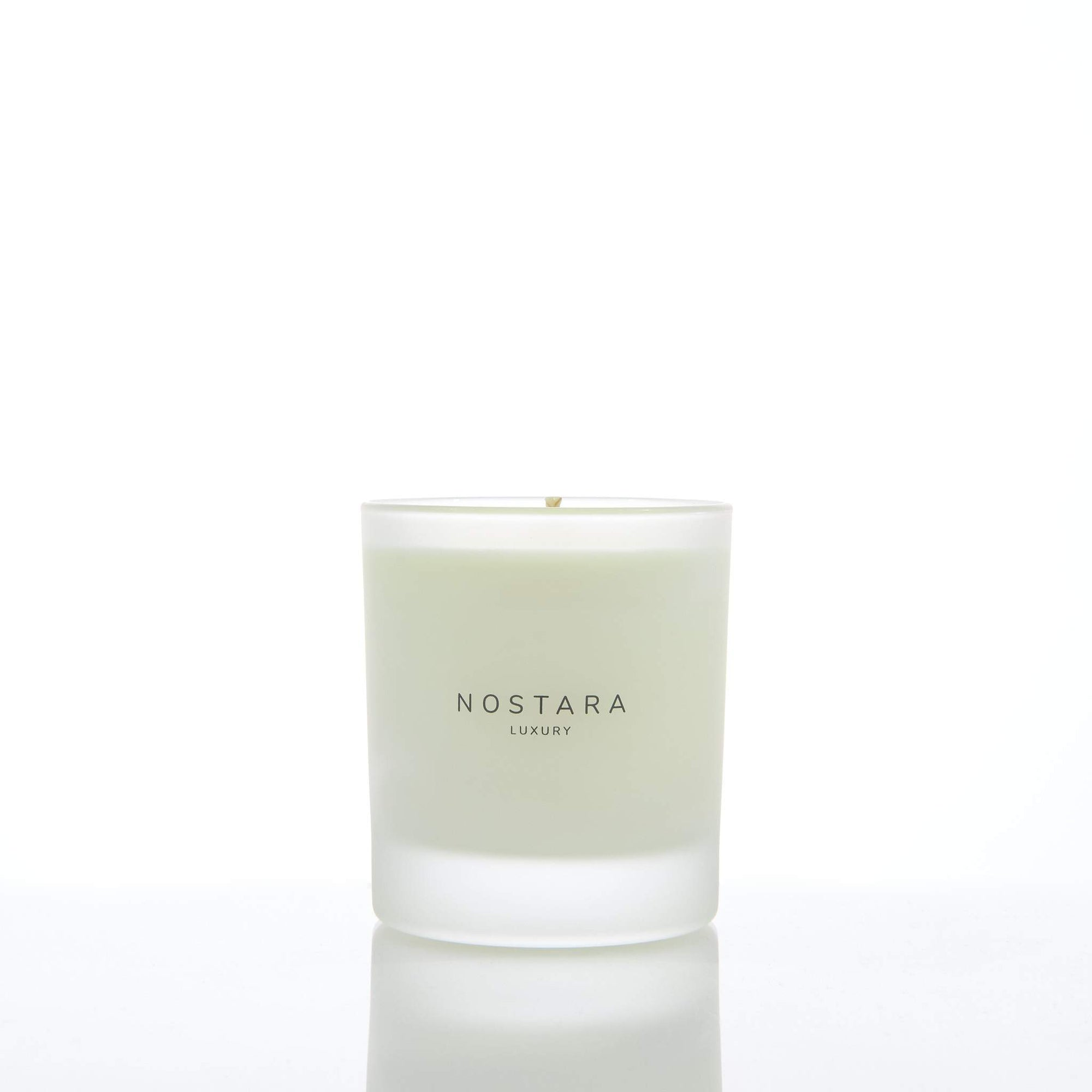 Lime & Juniper Scented Candle
