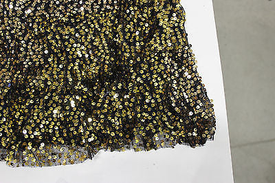 Sexy Puffy Short Mini HALLOWEEN Sequin Layered Skirt Petticoat Club Wear Party
