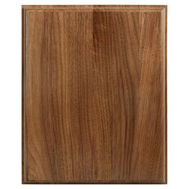 Walnut Plaque - 8