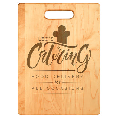 Maple Cutting Board-13.75