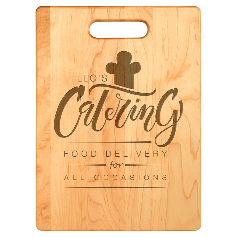 "Maple Cutting Board-13.75"" x 9.75""-BLANK"