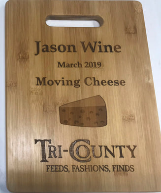 Moving Cheese Award