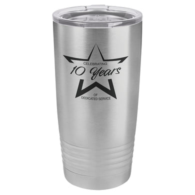 Vacuum Insulated Tumbler - 20 oz.