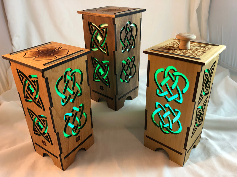 Decorative Accent Lamp - CELTIC