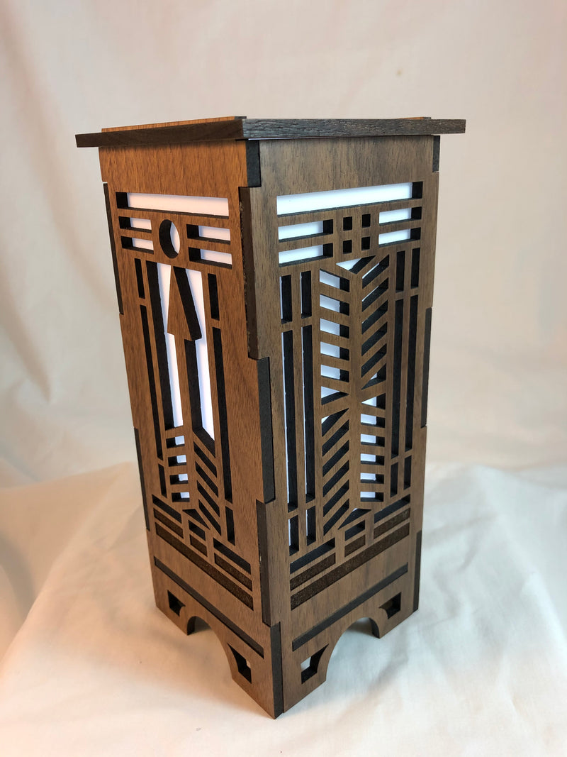 Decorative Accent Lamp - FLW