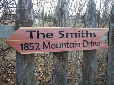 Name-Address Sign