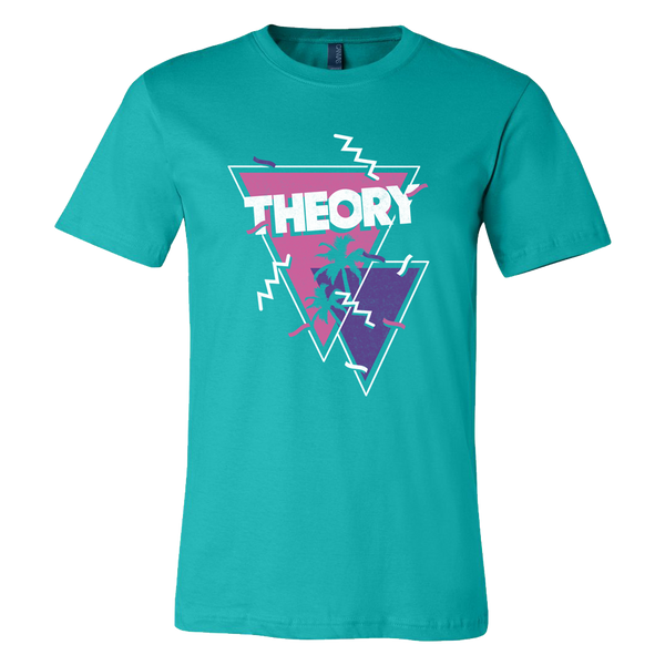 Saved By The Bell T-Shirt - Teal