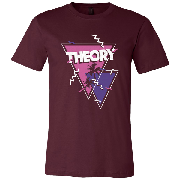 Saved By The Bell T-Shirt - Maroon