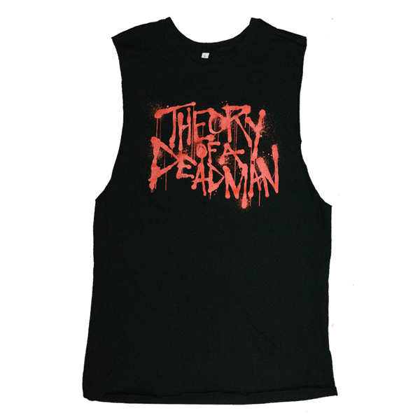 Sleeveless Logo Tank