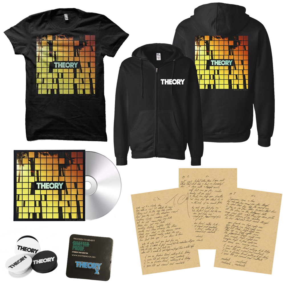 Wake Up Call Anniversary CD Bundle