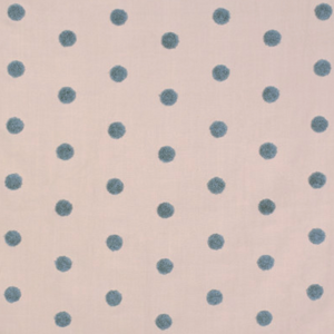 Polka Dot  Puffs Fabric