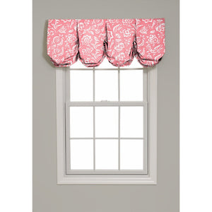 Rokeby Road Pleated Balloon Pleated Valance