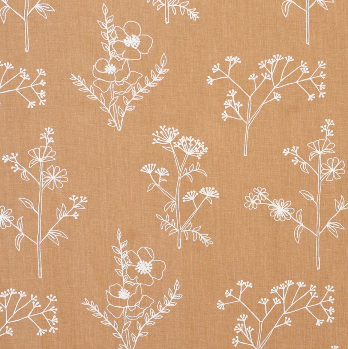 Lisbeth Embroidered Fabric