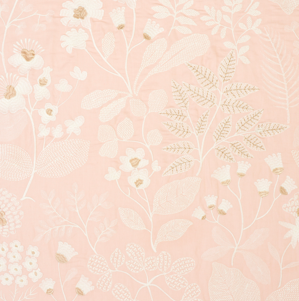 Emaline Embroidered Fabric