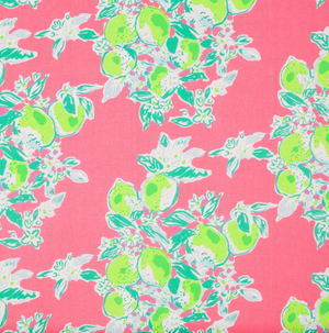 Pink Lemonade Fabric
