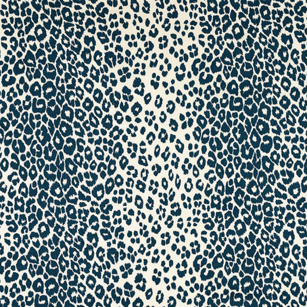 Iconic Leopard Fabric