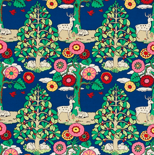 Fantasy Forest Fabric