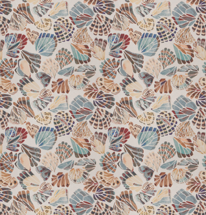 Feather Flock Fabric