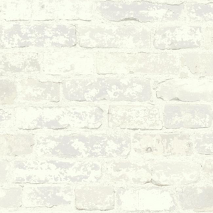 Stucco Brick Wallpaper
