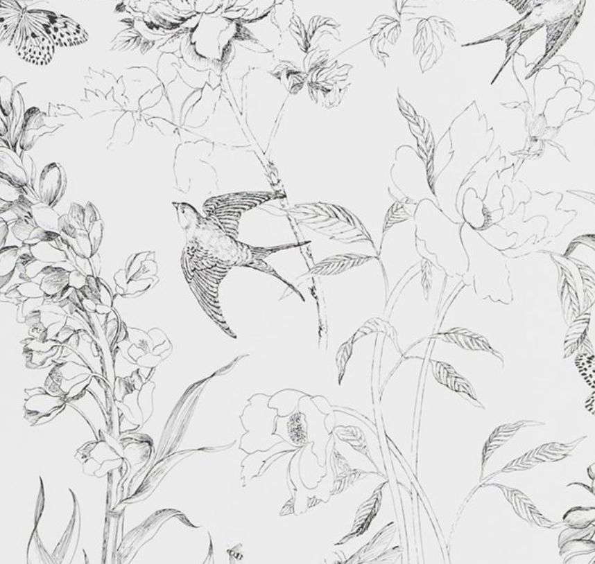 Sibylla Garden Wallpaper Swatch