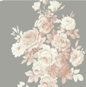 Magnolia Home Tea Rose Wallpaper