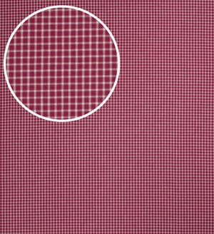 Micro Mini Check Fabric