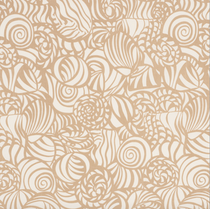 Seashells Indoor/ Outdoor Fabric