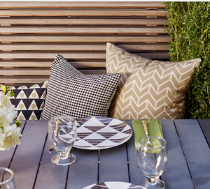Chevron Indoor/ Outdoor Fabric