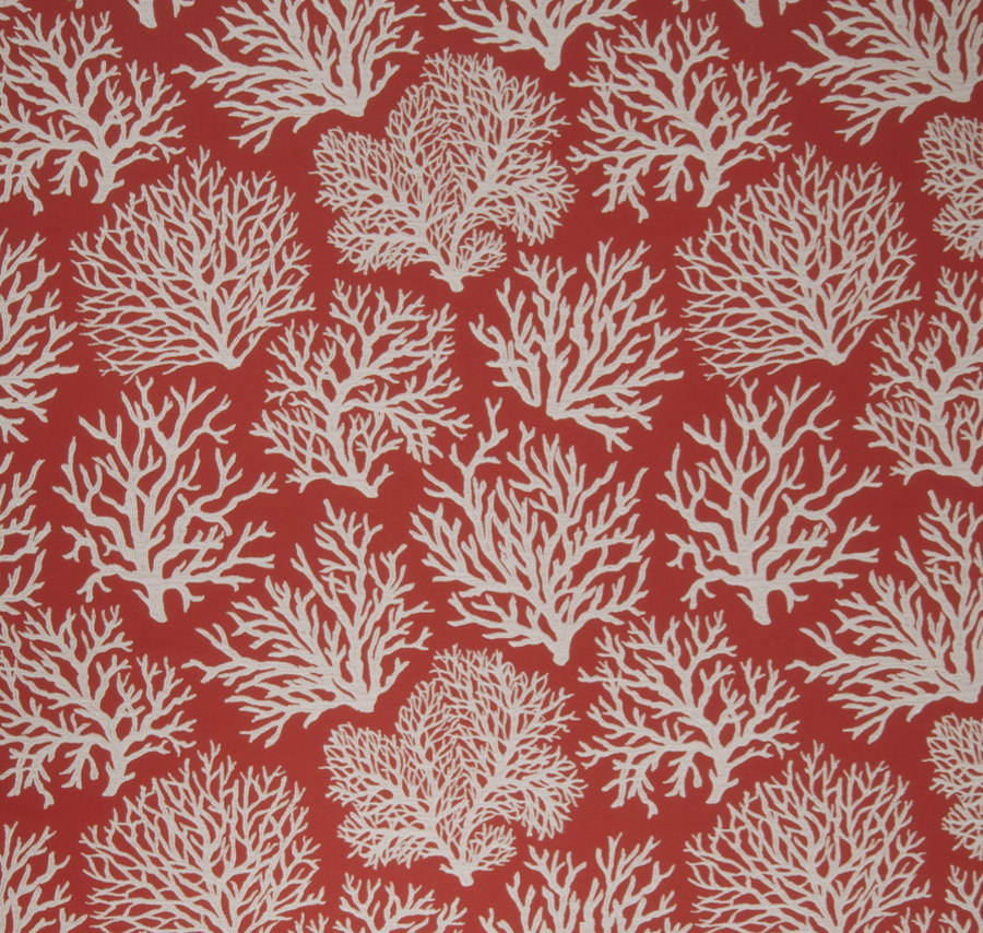 Coral Reef Indoor/Outdoor Fabric - Urban American Dry Goods Co.