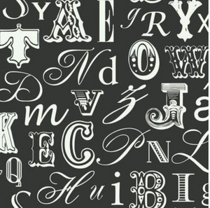 Word Play Wallpaper