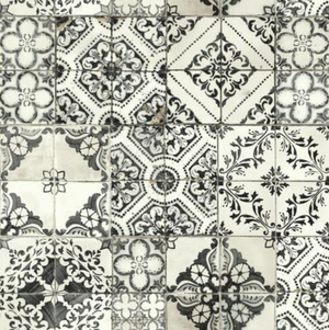 Mediterranean Tile Wallpaper