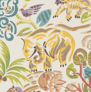 Sunset Key Jungle Fabric