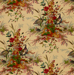 Quail Meadow Fabric