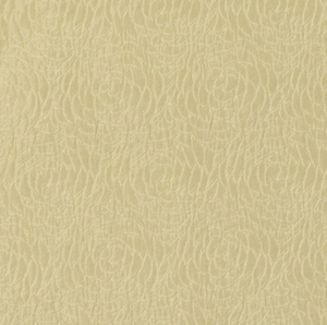 Embossed Floral Fabric