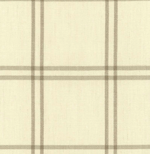 Luberon Plaid Fabric