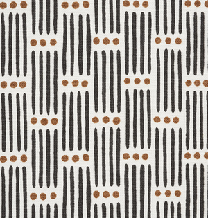 Dotted Stripe Fabric