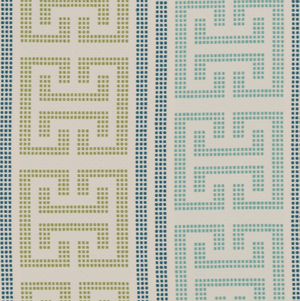 Greek Isle Mosaic Indoor/Outdoor Fabric