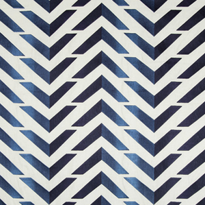 Les Vague Chevron Print