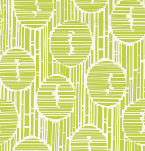 Bamboo Forest Print Fabric
