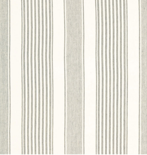 Summerville Linen Stripe Fabric