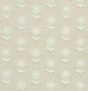 Paley Embroidered Fabric