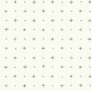 Magnolia Home Cross Stitch Wallpaper
