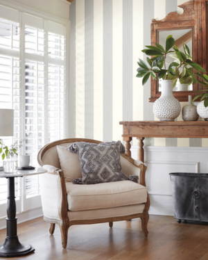 Magnolia Home Thread Stripe Wallpaper